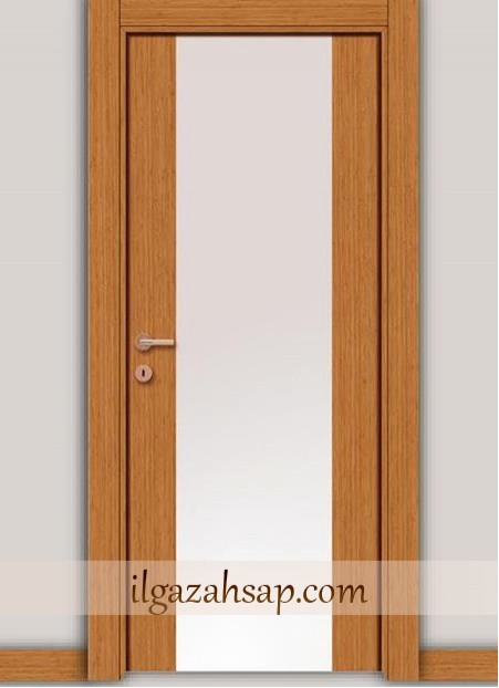 Melamin Kapı Bambu Db004