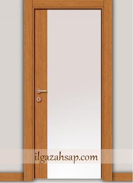 Melamin Kapı Bambu Db05