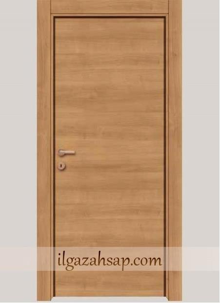 Melamin Kapı Lam Yatay