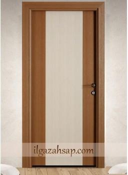 Pvc Kapı Kademeli Kademeli Coco-Beyaz Coco