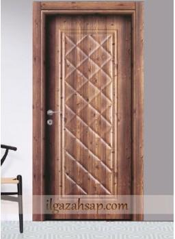 Pvc Kapı 33 Rustik