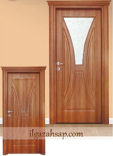 Pvc Kapı İtalyan Ceviz