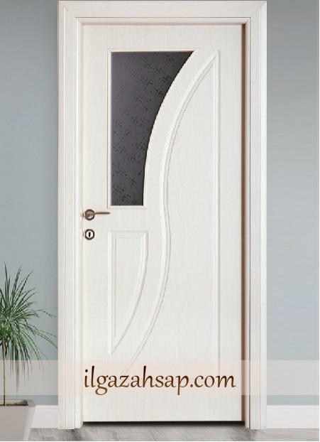 Pvc Kapı Beyaz Huş