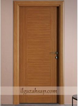 Pvc Kapı Koyu Bambu